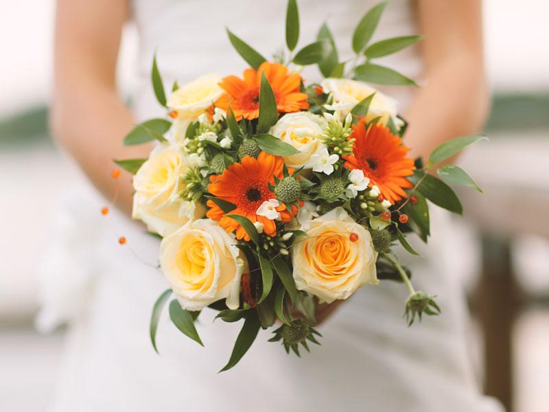 Floristik zu besonderen Anlässen