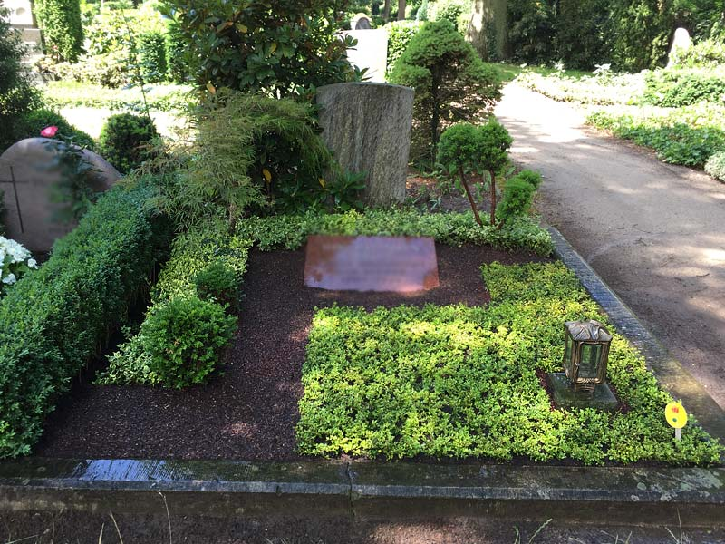 Friedhofsgärtnerei Stender in Gütersloh