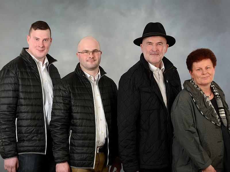 Traditionsbetrieb Gärtnerei Stender - Familie Brockmann